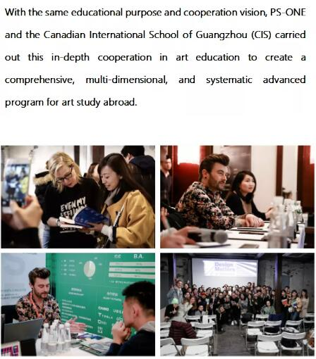 PS-ONE携手加拿大外籍人员子女学校(CIS)开展本次的艺术教育深度合作